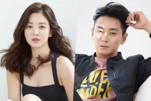 Song Hye Kyo dan Joo Ji Hoon